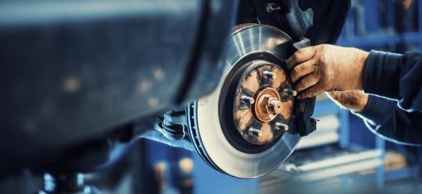 Check car brake