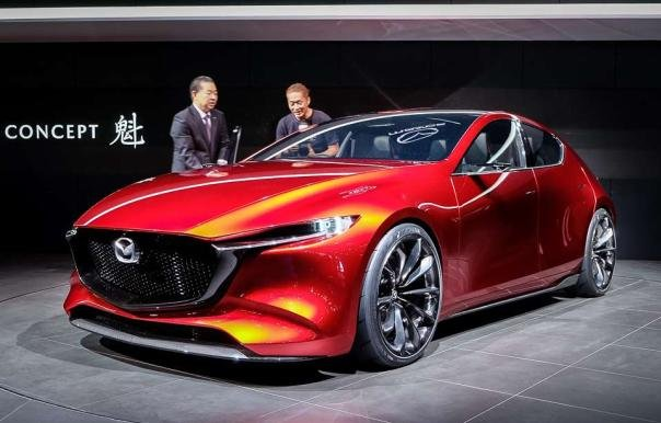 The Mazda Kai Concept Has Been Officially Kicked Off At The Ongoing Tokyo  Motor Show