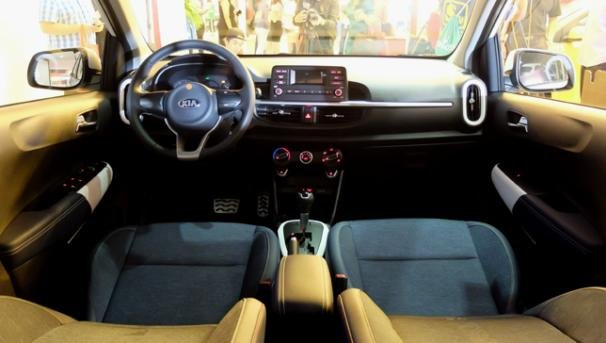 Kia Picanto for sale - dashboard area