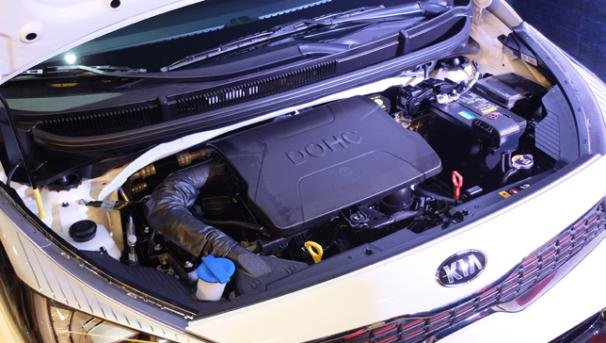 Kia Picanto 2018 engine