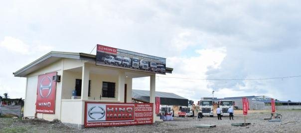 Hino Dealership in Isabela