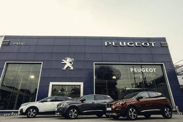 Peugeot Pasig dealership