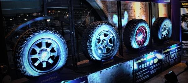 4 newest SUV tire models of Goodyear PH