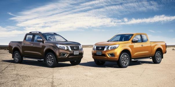 2 units of Nissan Navara NP300