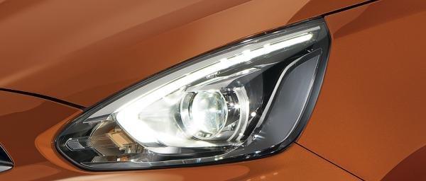 Mitsubishi Mirage 2018 headlight