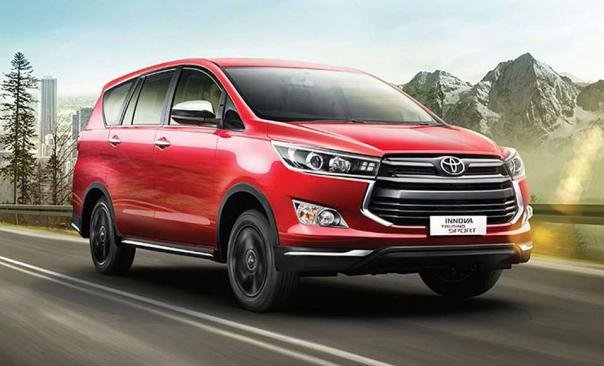 Toyota Innova Touring Sport 2018 now available for sale in ...