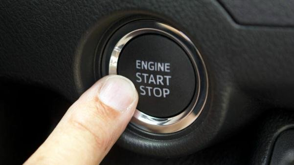 engine button