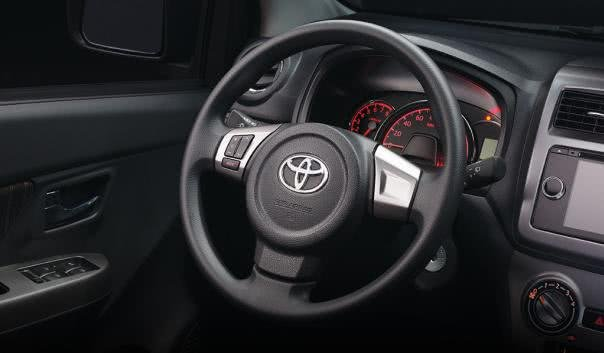 Toyota Wigo 2018 steering wheel