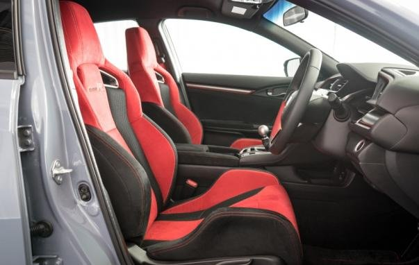 FK8 Honda Civic Type R 2017 interior