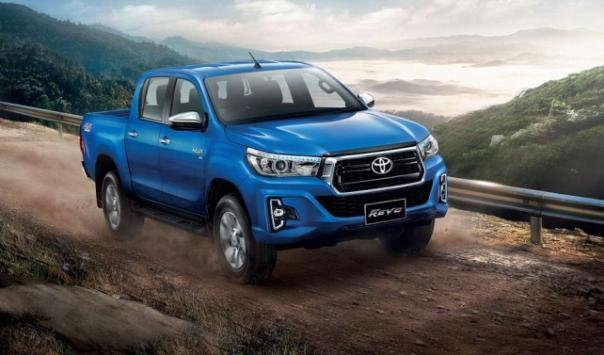 Video] Toyota Hilux 2018 facelift specs revealed in Thailand