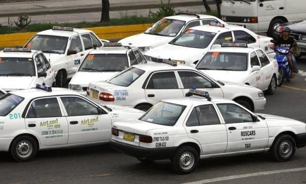 Taxis in the Philippines