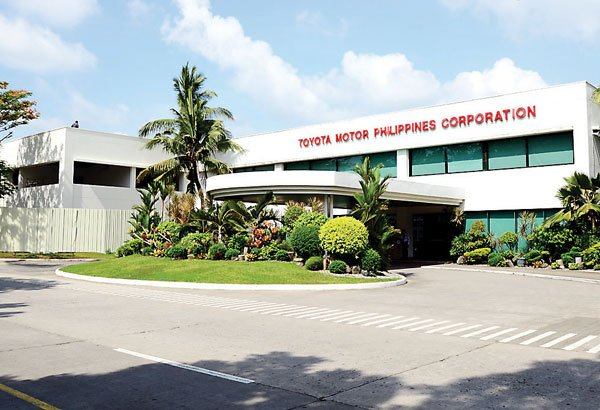 Toyota Motor Philippines Corporation headquarter