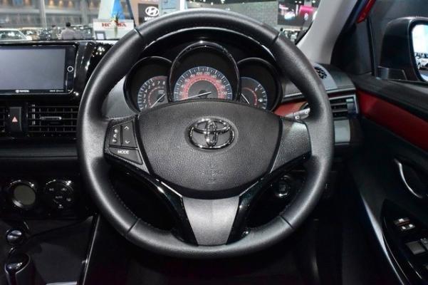 Toyota Vios 2018 cabin