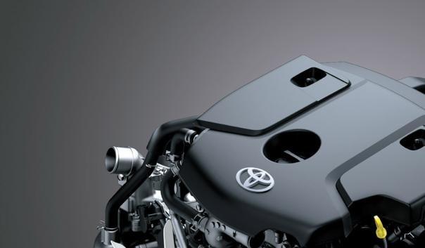 Toyota Innova 2018 engine