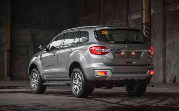 Ford Everest 2018 Philippines: Price, Specs review, Safety features on