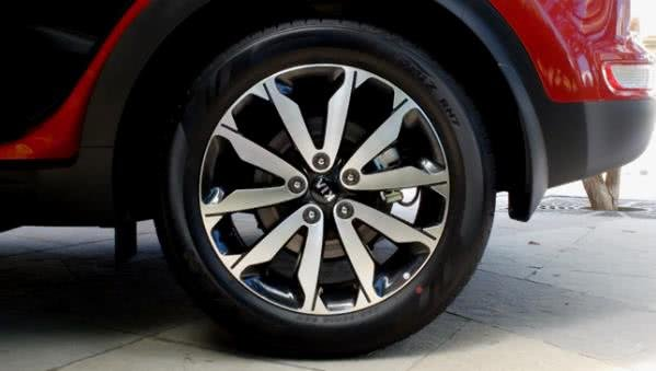 Kia Sportage Philippines alloy wheel