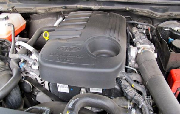 3.2 L turbodiesel Duratorq engine