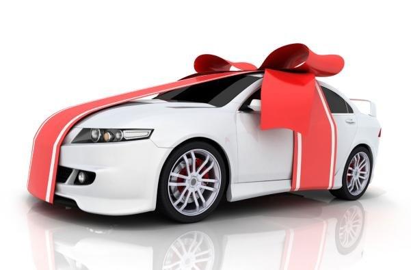 a car gift
