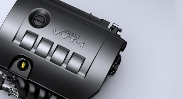 Toyota Altis 2018 engine