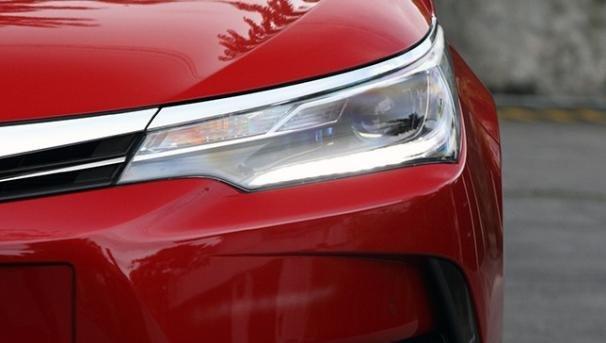 Toyota Altis 2018 headlight