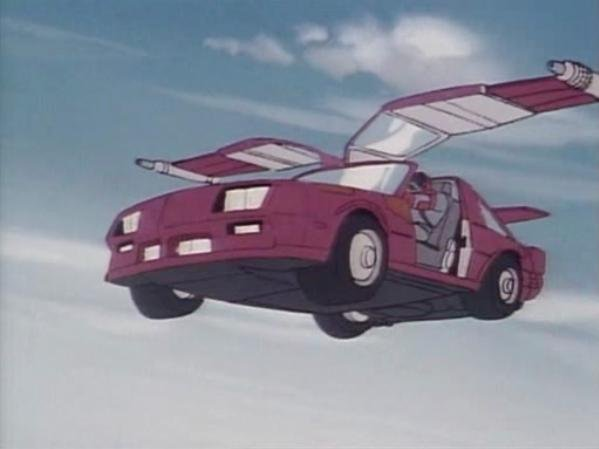 Thunderhawk in M.A.S.K