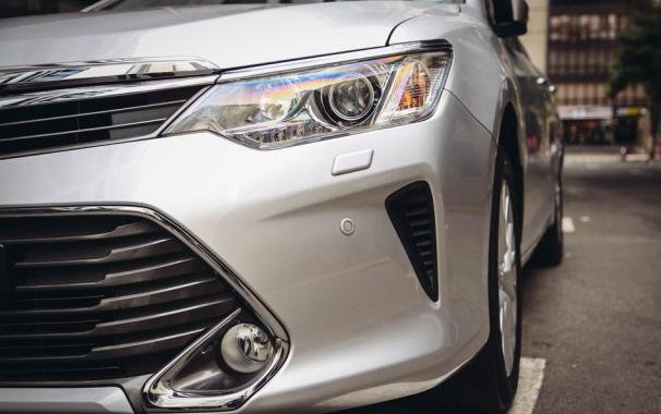 Toyota Camry 2017 headlight