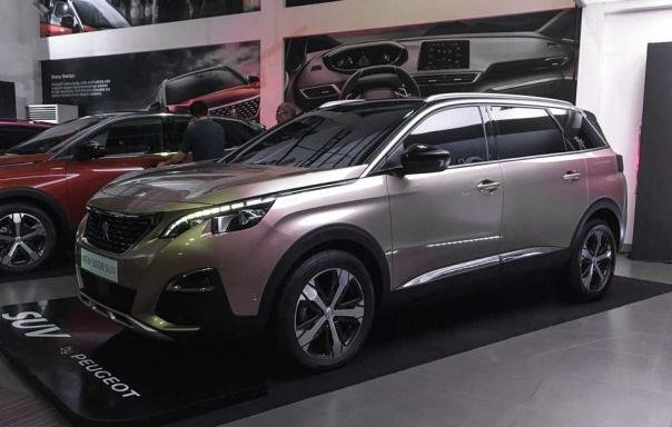 all new peugeot 5008 2018 updated 2008 debuts in the philippines. Black Bedroom Furniture Sets. Home Design Ideas