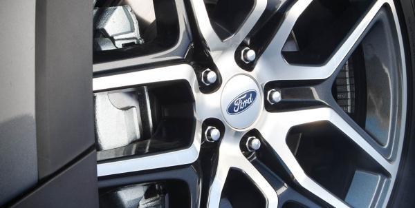 Ford Explorer 2018 wheel