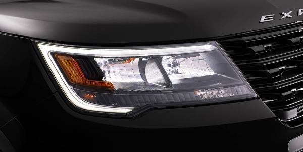 Ford Explorer 2018 headlight