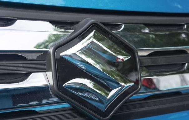 Suzuki Vitara 2018 grille