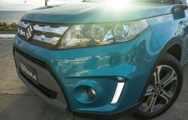 Suzuki Vitara 2018 headlamps
