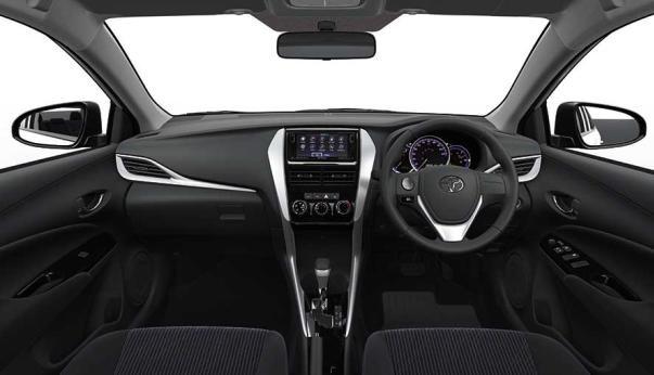 Toyota Vios 2018 interior
