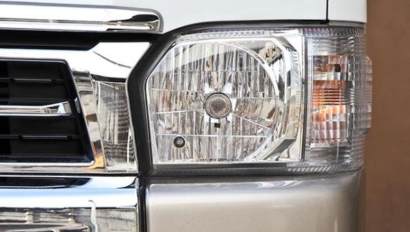 Toyota Hiace 2018 headlight