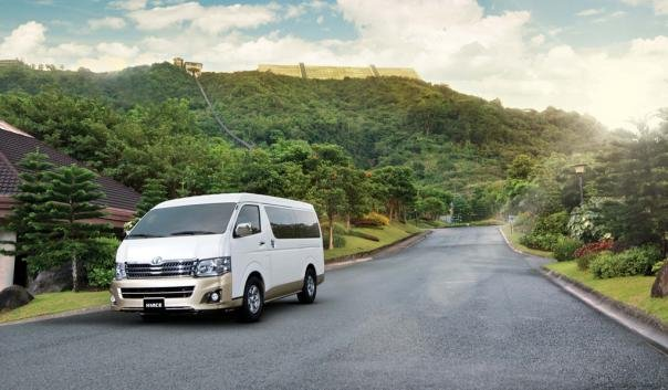 Toyota Hiace 2018 Philippines Review Price Specs Interior