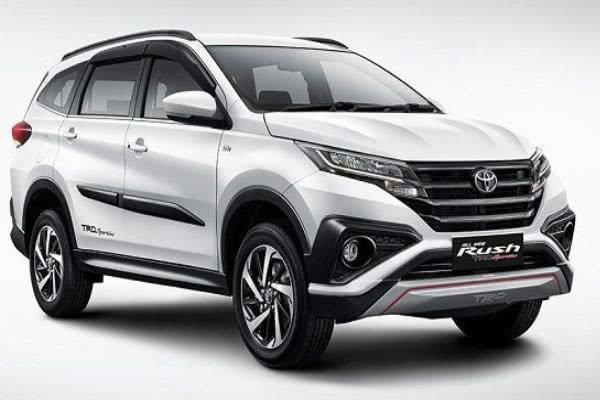 2nd-gen Toyota Rush
