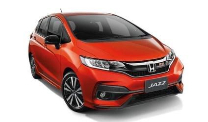 Honda Jazz 2018 angular front