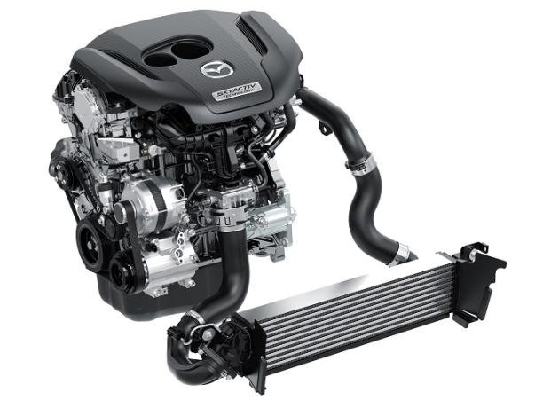 Mazda CX-5 2018 engine