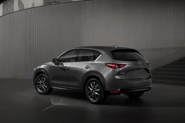 Mazda CX-5 2018 angular rear