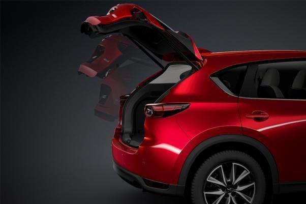 Mazda CX-5 2018 tailgate