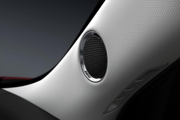 Mazda CX-5 2018 Bose audio system