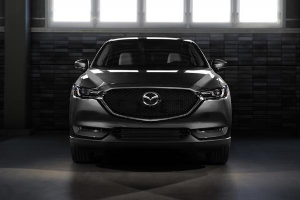 Mazda CX-5 2018 front fascia