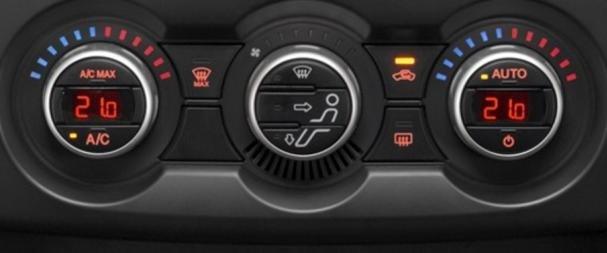 Mazda BT-50 2018 climate control