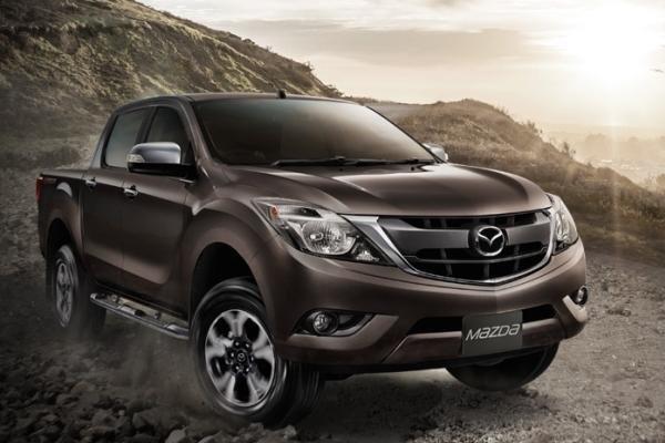 Mazda Bt 50 2018 Philippines Review Price Specs Interior