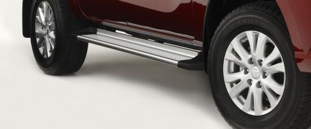 Mazda BT-50 2018 wheel