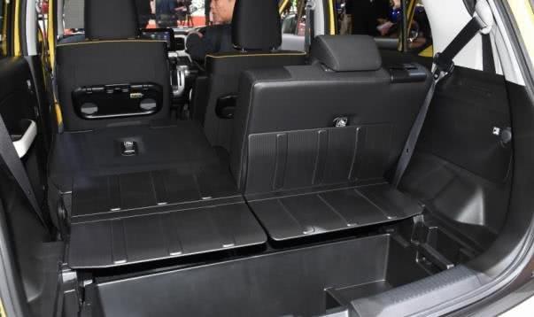 Suzuki XBEE 2018 cargo