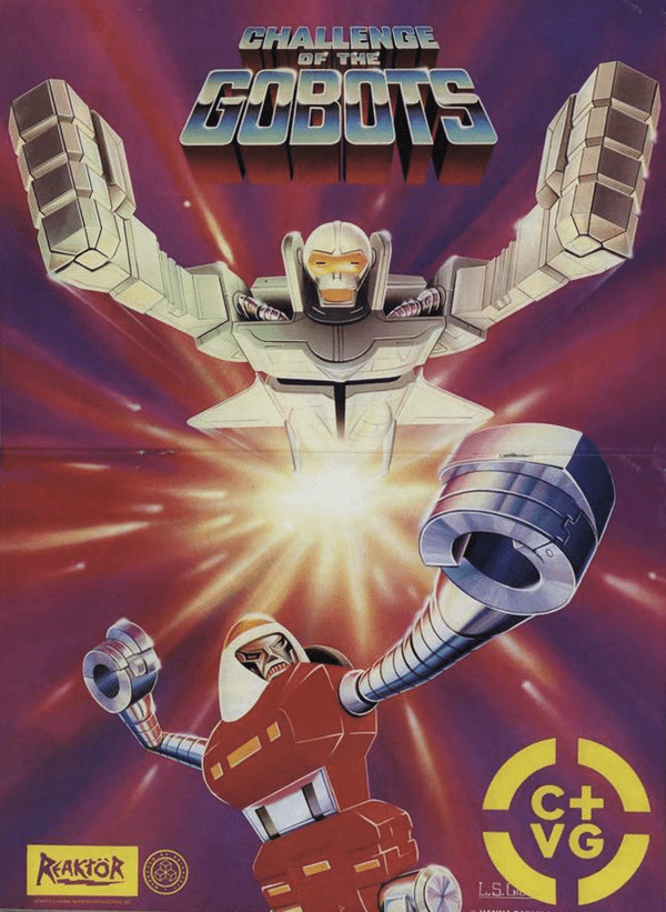 Challenge of the GoBots poster