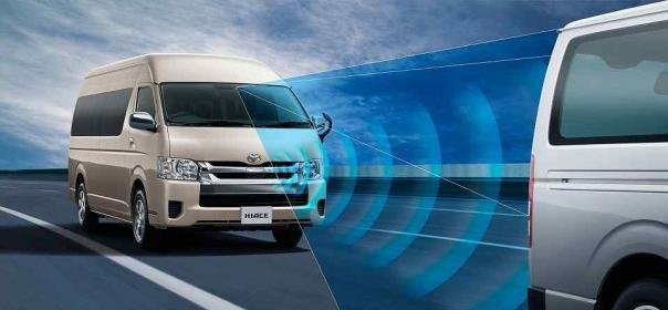 Toyota Hiace 2018 safety features