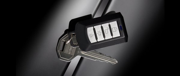 Mitsubishi Adventure 2017 keyless entry