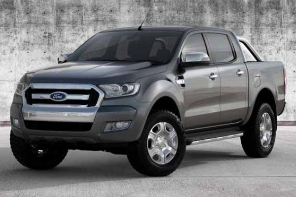 current gen Ford Ranger