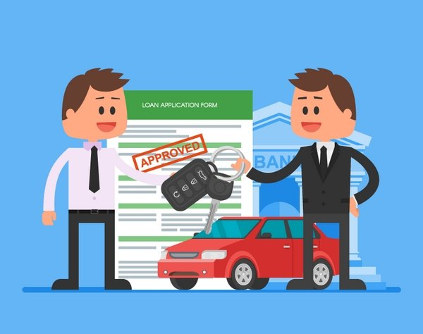 Apply a car loan via co-operative or credit union loans